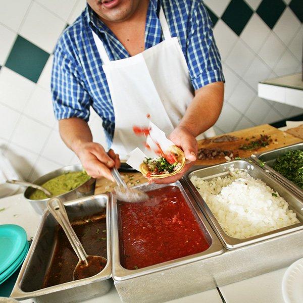 Taco Preparation