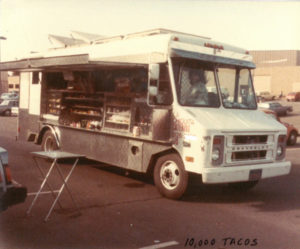 Catering on a Food Truck in E San Jose